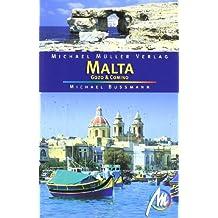 Malta - Gozo & Comino: Reisehandbuch mit vielen praktischen Tipps