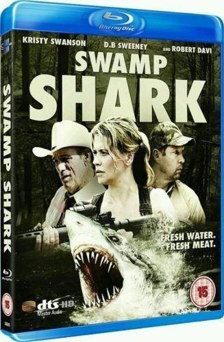Bild von SWAMP SHARK - REGION B2 (BLUR) (1 Blu-ray)
