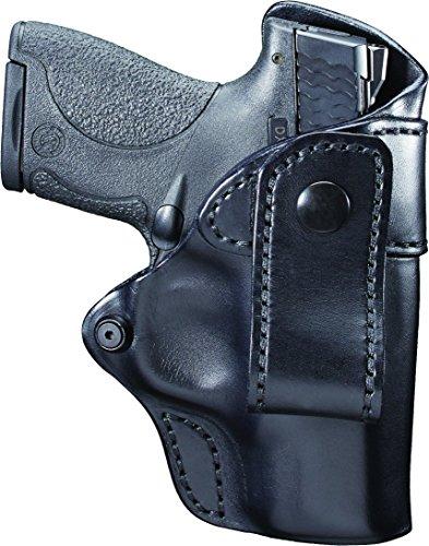 Blackhawk! 420429BK-R Leather Inside-The-Pants, Black, Size 29 (Mp Shield Cross Draw)