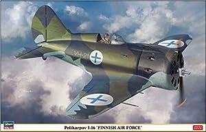 Hasegawa HST08254 1:32 Polikarpov I-16 Finnish Air Force, Multi
