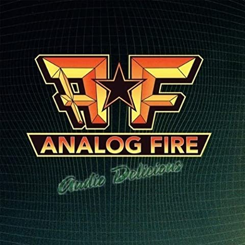 Audio Delicious by Analog Fire (2010-07-27)
