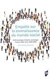 Telecharger Livres Enquete sur la connaissance du monde social Anthropologie histoire sociologie France Etats Unis 1950 2000 (PDF,EPUB,MOBI) gratuits en Francaise