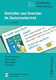 Oldenbourg Praxis Bibliothek: Beurteilen und Bewerten im Deutschunterricht: Für das 2. bis 4. Schuljahr - Band 274. Buch mit CD-ROM