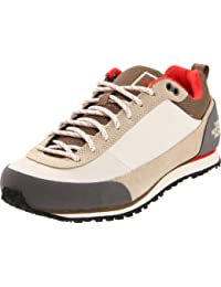 The North Face Transcend Leather Women, Blanco vintage, 37.5