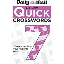 Daily Mail All New Quick Crosswords 7 (The Daily Mail Puzzle Books)