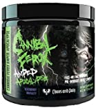 Chaos and Pain Cannibal Ferox Amped Apocalypse Trainingsbooster Booster Bodybuilding (Lawless Lemonlime - Zitronenlimonade)