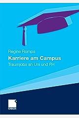 Karriere am Campus: Traumjobs an Uni und FH Kindle Ausgabe