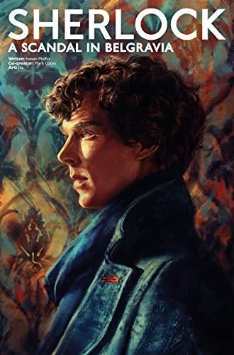 Sherlock: A Scandal in Belgravia #2 (English Edition) eBook ...