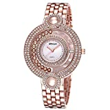Armbanduhren In Der Lage Einen Goldenen Diamantenring In Der Lage Zu Haben