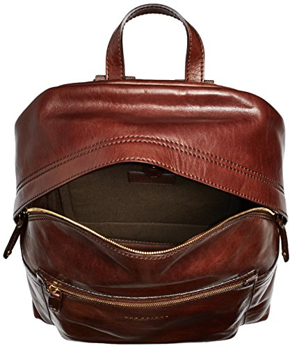 The Bridge Zaino Casual, Nero (Nero), Taglia Unica Marrone (Braun (Brown 14))