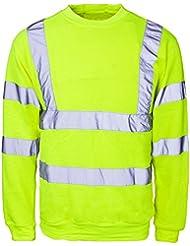 Unknown - Sweat-shirt - Homme Multicolore Bigarré Taille Unique