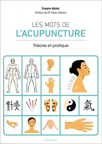 Les mots de l'acupuncture - Thorie et pratique