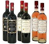 Doppio Passo Primitivo Riserva Rot- und Rosé-Weinpaket, (6x0,75 l)