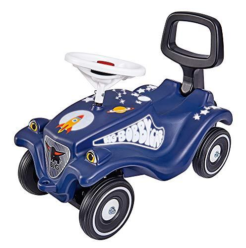 800056119 - BIG-Bobby-Car-Classic Moonwalker Lauflernwagen, Rutschfahrzeug, Rutschauto, ab 1 Jahr ()
