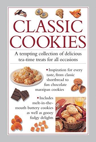 Classic Cookies por Valerie Ferguson