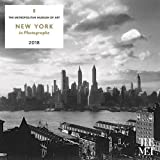 New York in Photographs 2018 Wall Calendar (Calendars 2018)