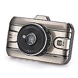 Dashcam Autokamera 100PC Auto Driving Recorder Dedizierte Wiring Pry Bar Abrissstange Dash Cam Camera Bewegungserkennung | WDR | Auto DVR Camcorde | Parkmonitor | Loop-Aufnahme | Nachtsicht | G-Sensor