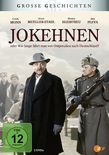 Große Geschichten: Jokehnen oder Wie lange fährt man von Ostpreußen nach Deutschland? (Neuauflage) (2 DVD)