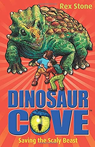 book cover of Saving the Scaly Beast