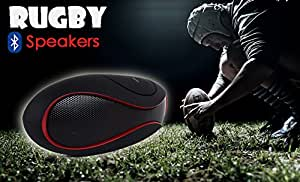 Everything Imported Attractive Wireless Bluetooth Rugby Speakers Stylish design