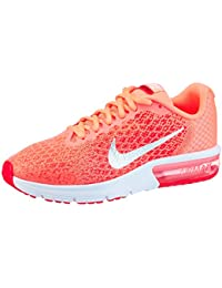 huge selection of 911d9 0b8aa Nike Air Max Sequent 2, Chaussures de Running Fille