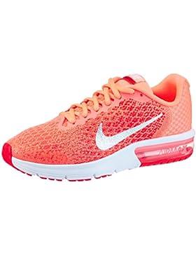 Nike Mädchen Air Max Sequent 2 Laufschuhe