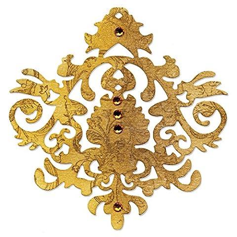 Sizzix Baroque Ornament Sizzlits Stanze