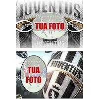 Set 2 Tovagliette Personalizzate Juventus