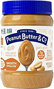 Peanut Butter & Co Smooth Operator Peanut Butter Spread, 454g - Pack