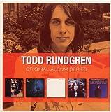 Original Album Series : Runt / The Ballad of Todd Rundgren / Faithful / Hermit of Mink Hollow / The Ever Popular Tortured Artist Effect (Coffret 5 CD)