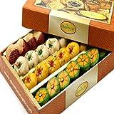 Ghasitaram Gifts Sugarfree Assorted Mithai Box 200 GMS