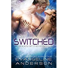 Switched--Brides of the Kindred 17: (Alien Scifi BBW Romance) (English Edition)