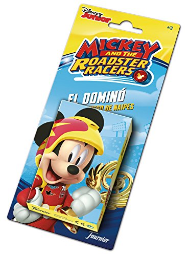 Mickey Mouse- Baraja Infantil, (Naipes Heraclio Fournier...