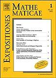 Expositiones Mathematicae  Bild