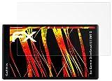 atFoliX Folie für Garmin DriveSmart 61 LMT-D Displayschutzfolie - 3 x FX-Antireflex-HD hochauflösende entspiegelnde Schutzfolie
