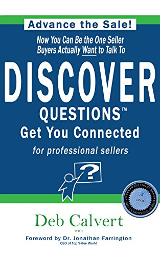 discover-questionstm-get-you-connected-for-professional-sellers-english-edition