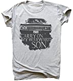 Carry On My Wayward Son Herren T-Shirt Medium