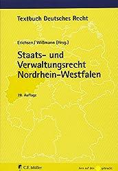 Staats- und Verwaltungsrecht Nordrhein-Westfalen (Textbuch Deutsches Recht)