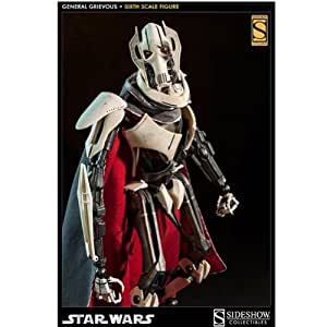 Sideshow Collectibles 1:6 Scale General Grievous Figure