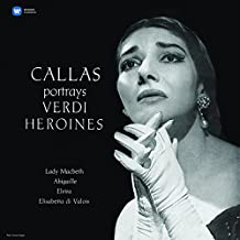 Verdi Heroines (Récital Studio)