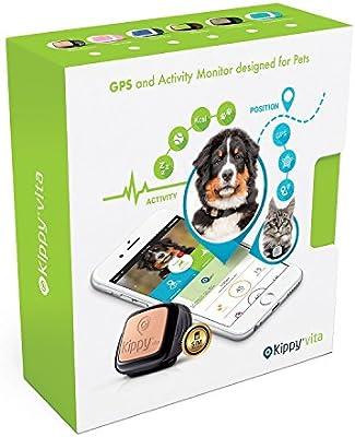 Kippy Vita - GPS y Monitor de Actividad para mascotas (perros y gatos)