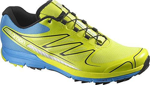 Salomon Sense Pro Chaussure Course Trial - SS15 green