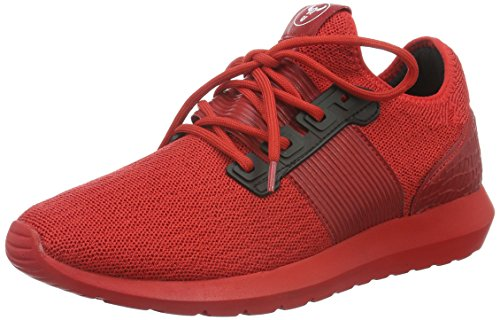 Tamboga 1044, Sneakers basses mixte adulte Rot (Red 02)