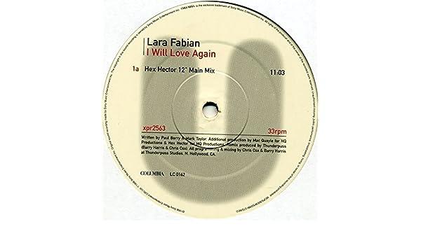 Ich werde wieder Lara Fabian Remix lieben