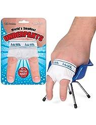 Worlds Smallest Underpants Finger Puppet