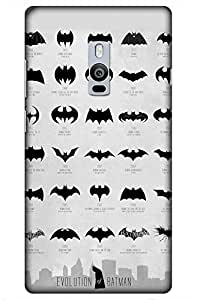 Batman Printed Case for OnePlus 2