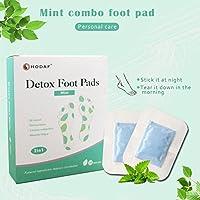 colinsa 10Paar Detox Foot Patches, Detox Patches Body Detox Foot Pads und lindert Müdigkeit preisvergleich bei billige-tabletten.eu