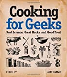 Titelbild Cooking for Geeks