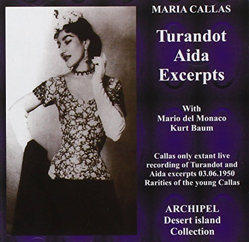 Turandot & Aida Excerpts [Call [Import USA]