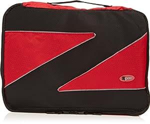Zpac packing cubes – Organizzatore per la valigia, 4 pezzi (Extra grande, grande, medio, piccolo) (Rosso)